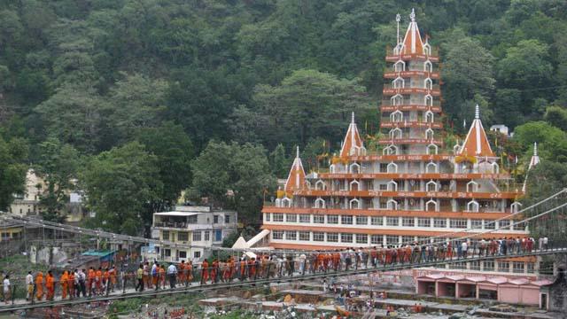 নীলকন্ঠ মন্দির, হৃষিকেশ : সম্বুদ্ধ সান্যাল