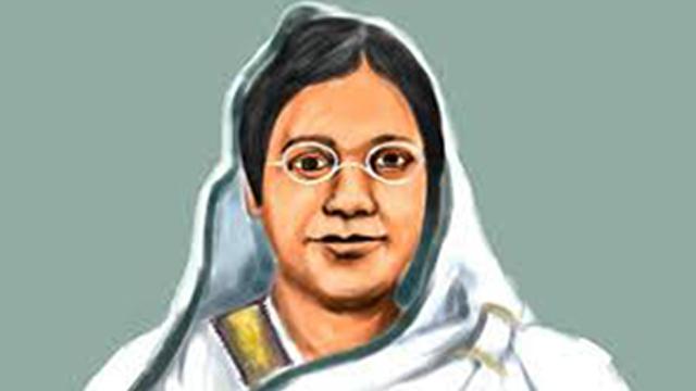 ছবিঃ বেগম রোকেয়া শাখাওয়াত হোসেন