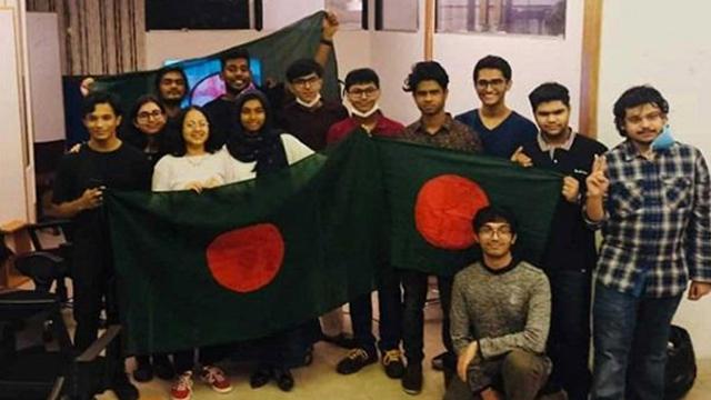 রোবোটিক্স প্রতিযোগিতায় ১৭৪টি দেশের মধ্যে চ্যাম্পিয়ন বাংলাদেশ : মু:মাহবুবুররহমান