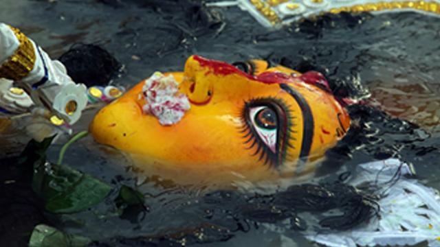 বিসর্জন : আশিস চক্রবর্তী