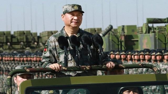 সেনাবাহিনীকে যুদ্ধের জন্য প্রস্তুত থাকতে বললেন চীনের প্রেসিডেন্ট