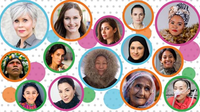 বিবিসির শীর্ষ ১০০ নারী ২০২০ এর তালিকায় দুই বাংলাদেশি : মু: মাহবুবুর রহমান