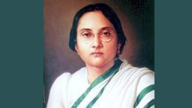 ছবি : বিপ্লবী অগ্নিকন্যা লীলা রায়