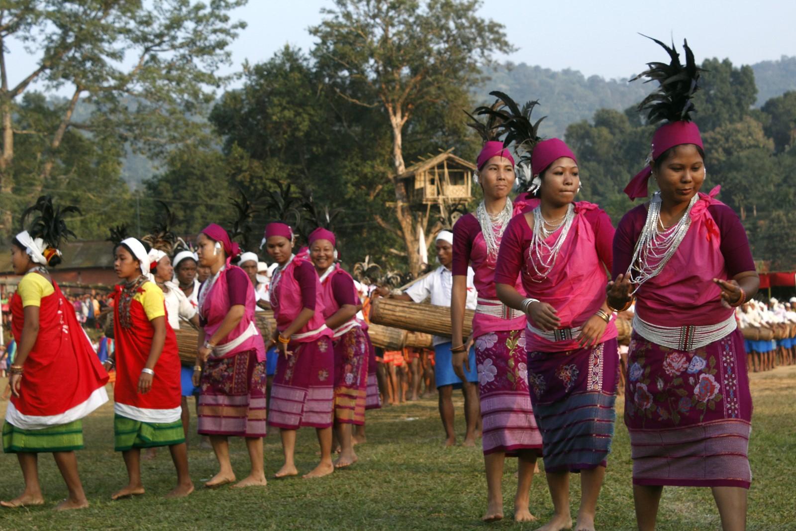 মান্দিরা কেন ওয়ানগালা পালন করে? : সালেক খোকন