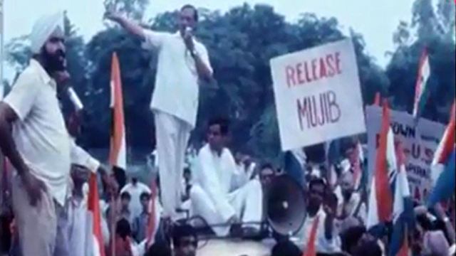 ১৯৭১: ভারত ও পাকিস্তানে প্রতিবাদ : সালেক খোকন
