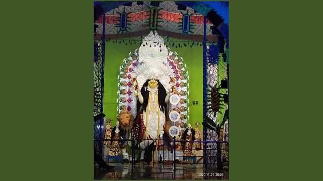 বাঙালির জগদ্ধাত্রী পুজোর সেকাল-একাল : ডঃ সুবীর মণ্ডল