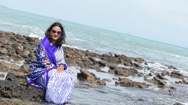 ভ্রমণে খুঁজি স্পৃহা : তানিয়া সুলতানা হ্যাপি