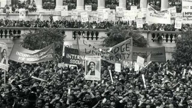 ১৯৭১: লন্ডন ও ফ্রান্সে প্রতিবাদ : সালেক খোকন